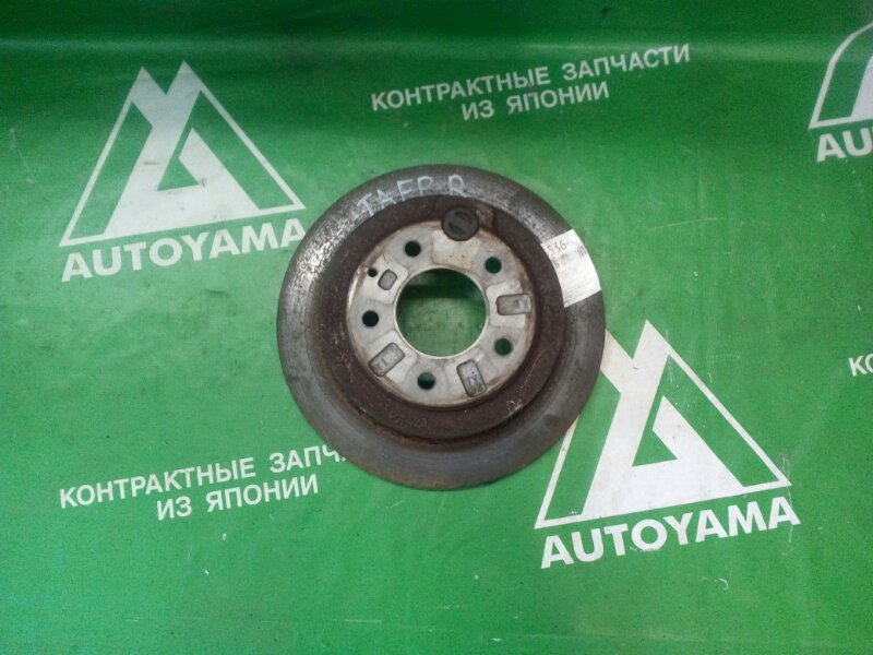 Тормозной диск Mazda Millenia TAFP задний (б/у)