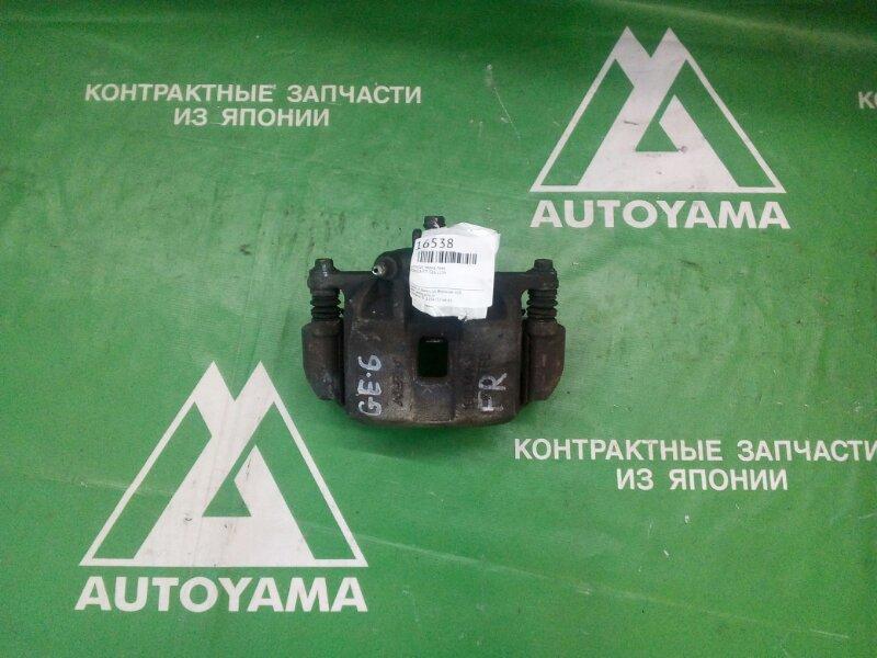 Суппорт Honda Fit GE6 L13A передний правый (б/у)