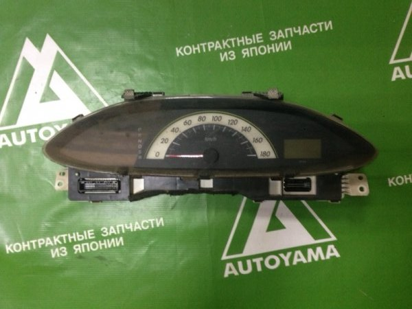 Щиток приборов Toyota Belta SCP92 2SZFE (б/у)
