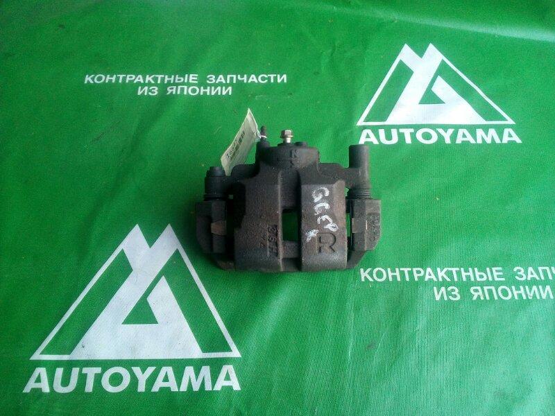 Суппорт Mazda Atenza GGEP L3 передний правый (б/у)