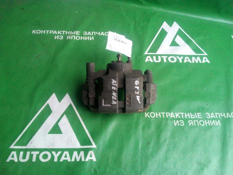 Суппорт Mazda Atenza GY3W L3VE передний левый (б/у)