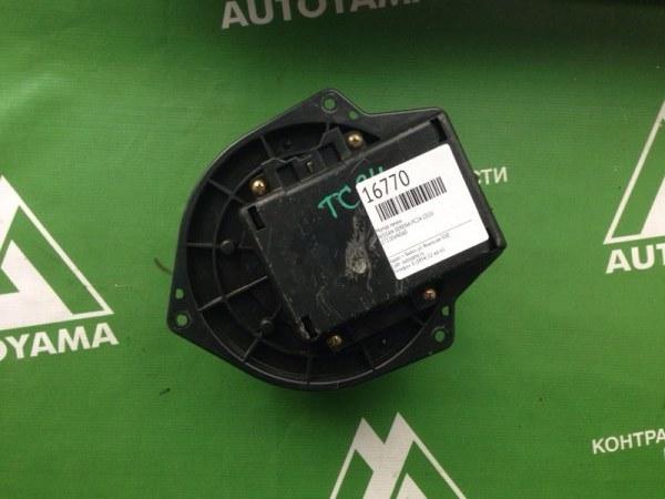Мотор печки Nissan Serena PC24 CD20 (б/у)