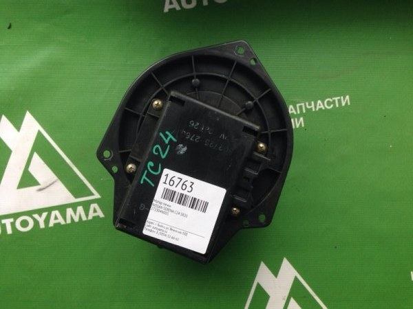 Мотор печки Nissan Serena C24 SR20 (б/у)