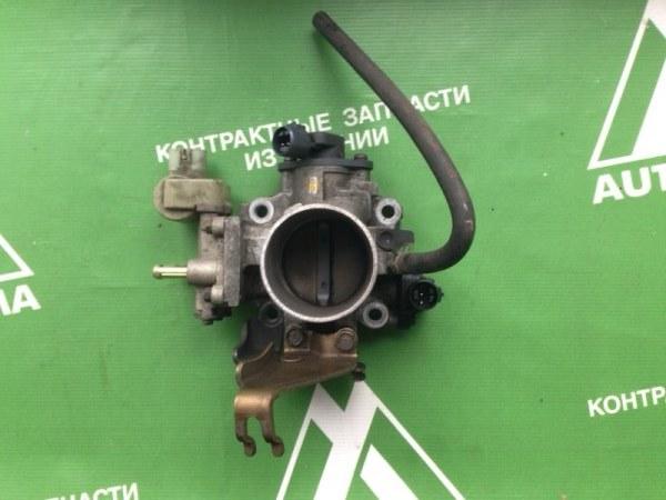 Дроссельная заслонка Honda Hr-V GH3 D16A 2000 (б/у)