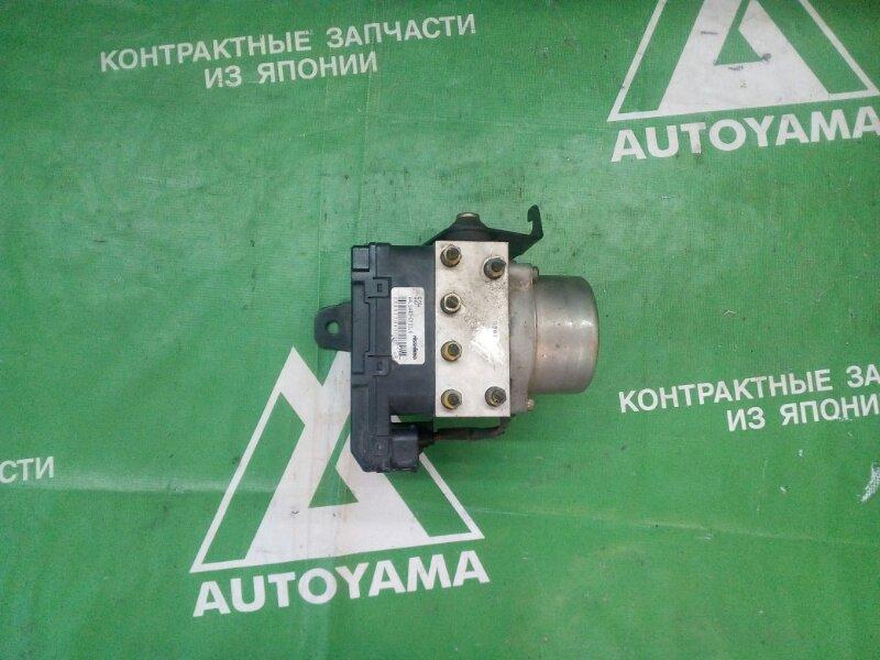 Блок abs Honda Hr-V GH3 D16A 2000 (б/у)