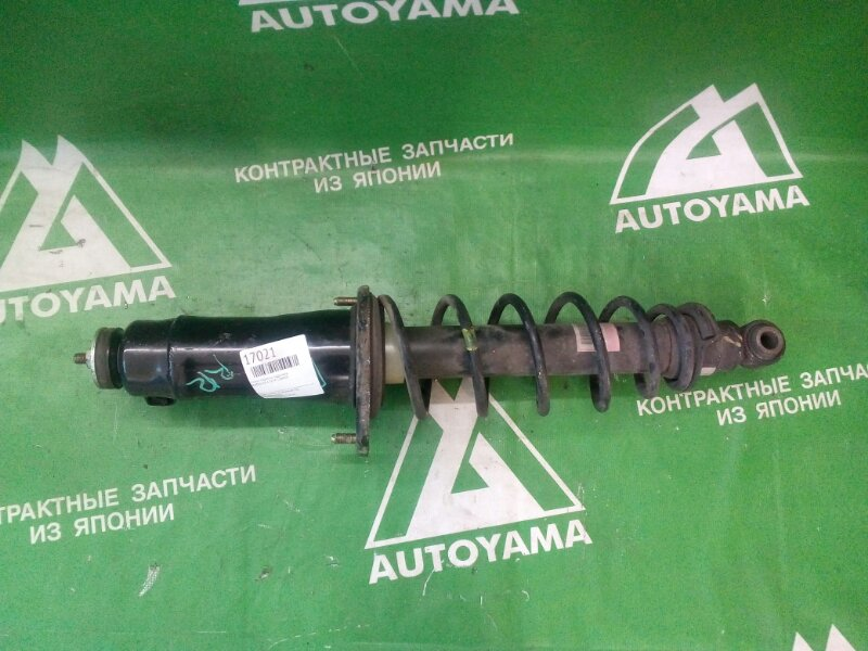 Стойка подвески Mazda Rx-8 SE3P 13BMSP задняя правая (б/у)