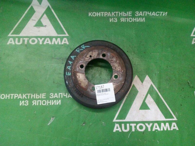 Тормозной барабан Mitsubishi Galant EA1A 4G93 задний (б/у)