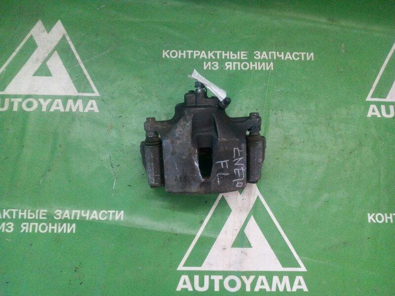 Суппорт Toyota Wish ZNE10 1ZZFE передний левый (б/у)