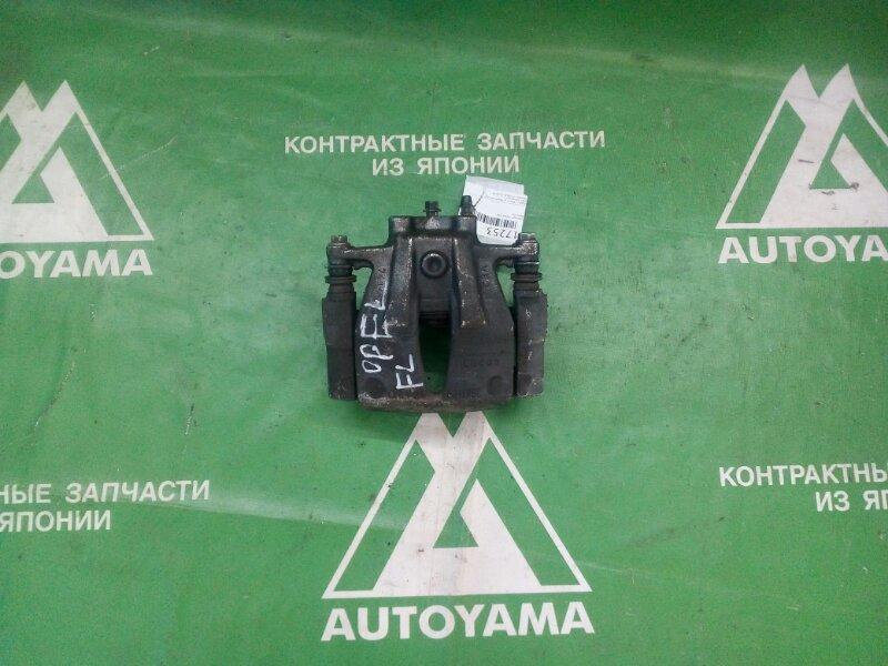 Суппорт Opel Vita F08 Z14XE передний левый (б/у)