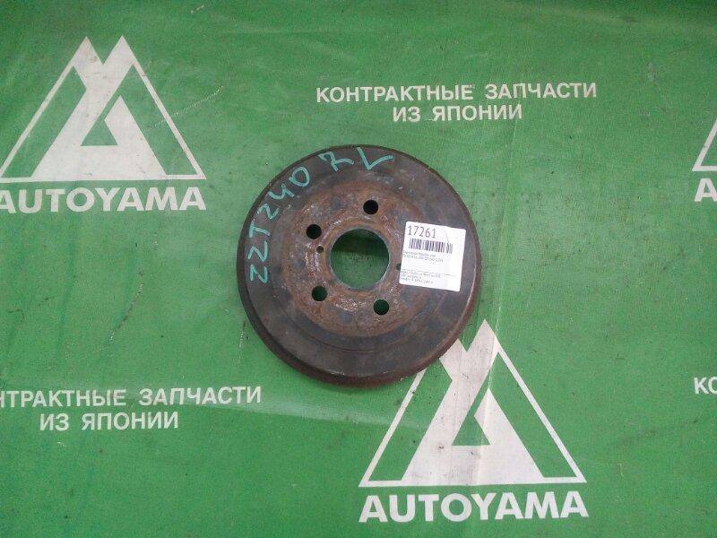 Тормозной барабан Toyota Allion ZZT240 1ZZFE задний (б/у)