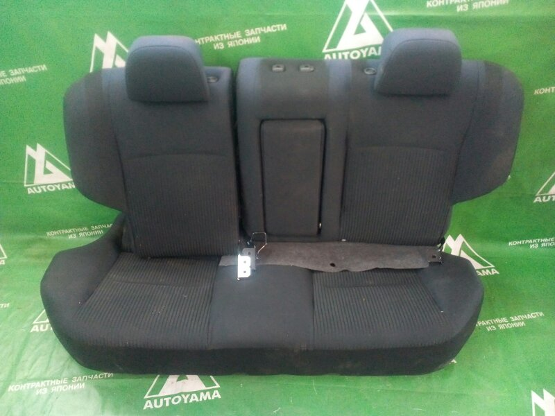 Сиденье Mitsubishi Galant Fortis CY6A 2013 заднее (б/у)