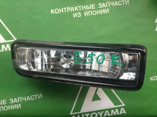 Туманка Nissan Elgrand ALWE50 передняя правая (б/у)