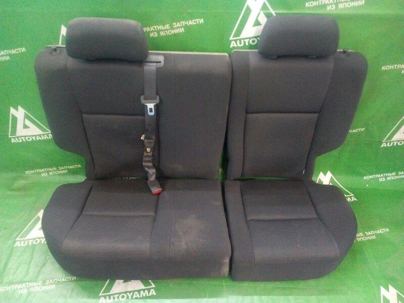 Сиденье Toyota Voltz ZZE136 1ZZFE 2002 заднее (б/у)