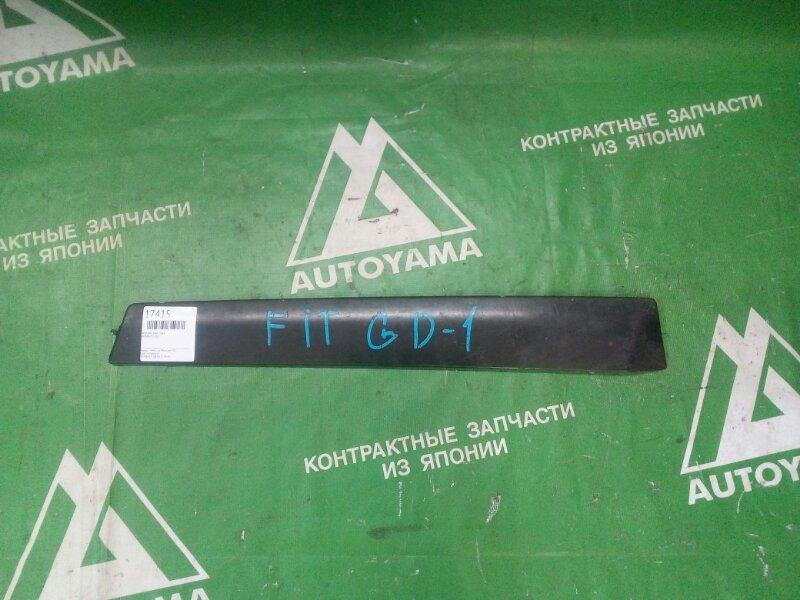 Ветровик Honda Fit GD1 задний правый (б/у)