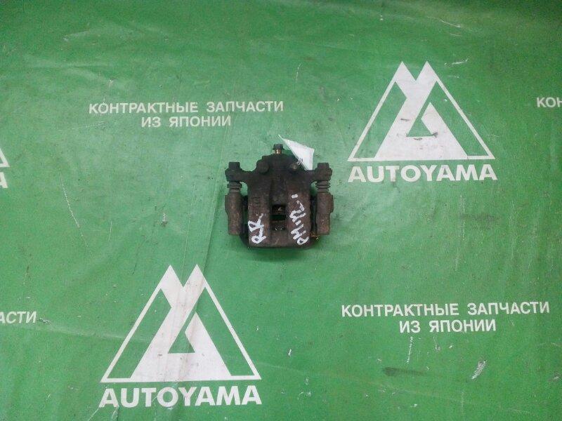 Суппорт Nissan Liberty PM12 QR20 задний правый (б/у)