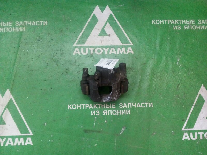 Суппорт Toyota Wish ANE10 1AZFSE задний левый (б/у)