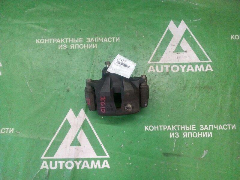 Суппорт Toyota Brevis JCG10 передний левый (б/у)