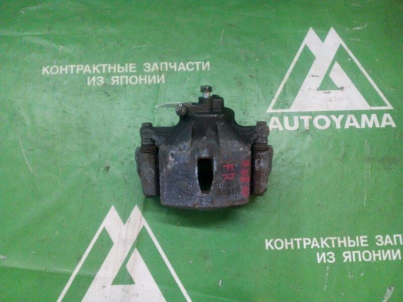 Суппорт Toyota Wish ZNE10 1ZZFE передний правый (б/у)