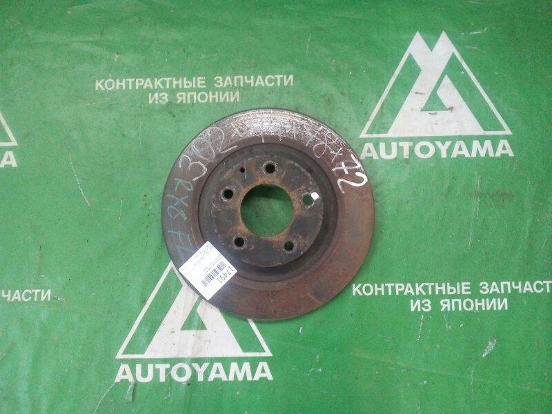 Тормозной диск Mazda Rx-8 SE3P 13BMSP задний (б/у)