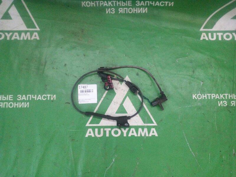 Датчик abs Toyota Wish ZNE10 1ZZFE передний правый (б/у)