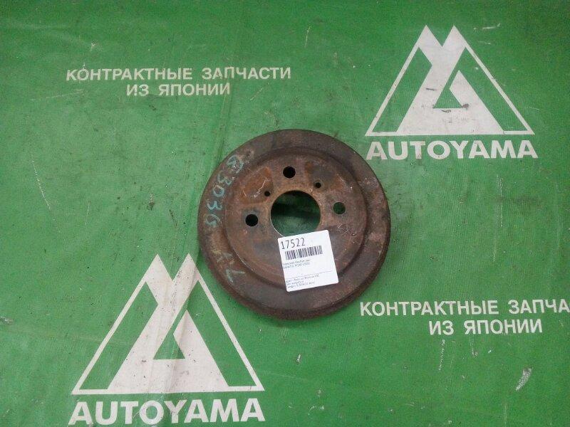 Тормозной барабан Daihatsu Pyzar G303G задний (б/у)