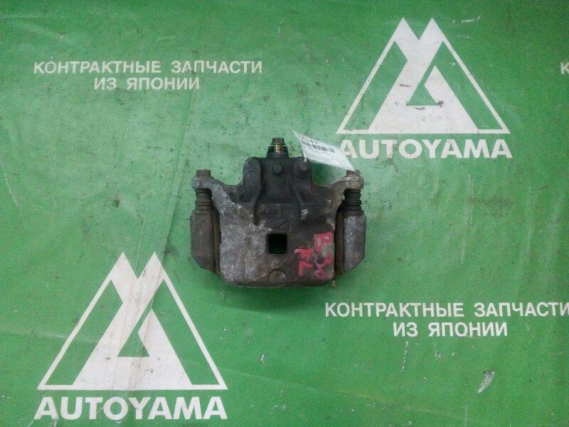 Суппорт Nissan Lafesta B30 MR20 передний левый (б/у)
