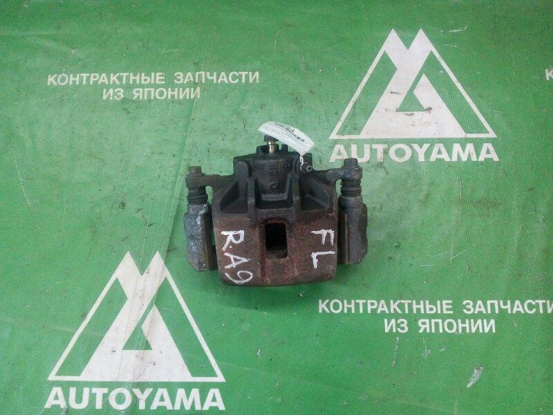 Суппорт Honda Odyssey RA9 J30A передний левый (б/у)