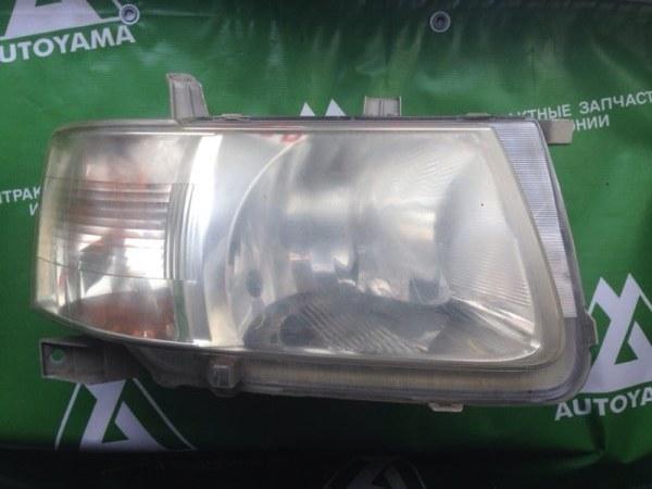 Фара Toyota Succeed NCP55 передняя правая (б/у)