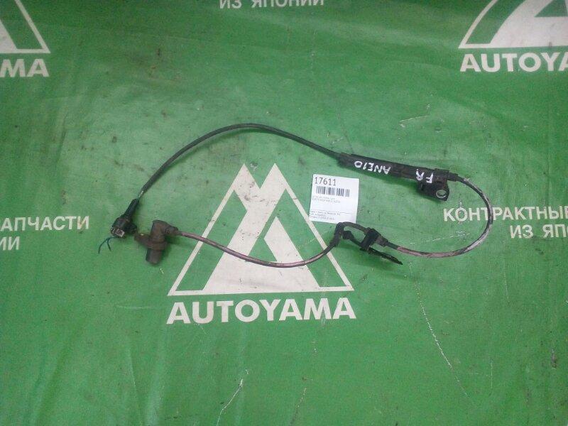 Датчик abs Toyota Wish ANE10 1AZFSE передний правый (б/у)