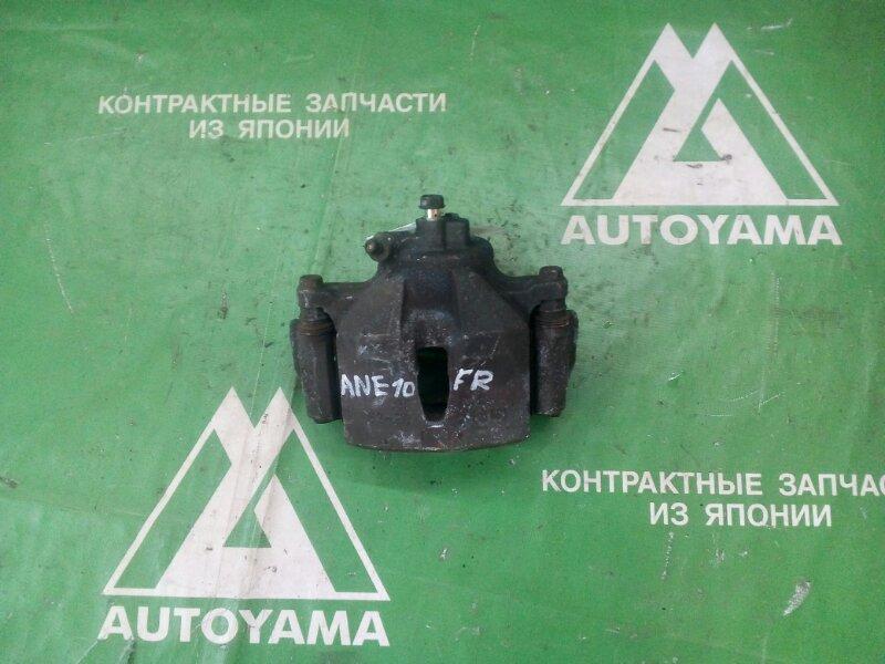 Суппорт Toyota Wish ANE10 1AZFSE передний правый (б/у)