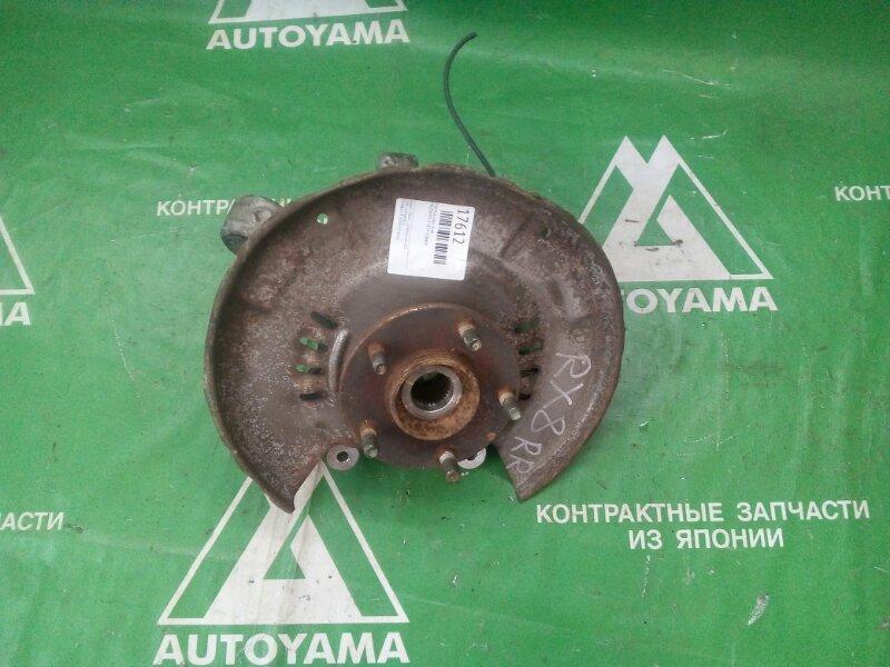 Ступица Mazda Rx-8 SE3P 13BMSP задняя правая (б/у)