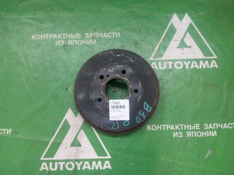 Тормозной барабан Nissan Lafesta B30 MR20 задний (б/у)