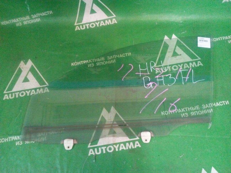 Стекло Honda Hr-V GH3 D16A 2000 переднее левое (б/у)