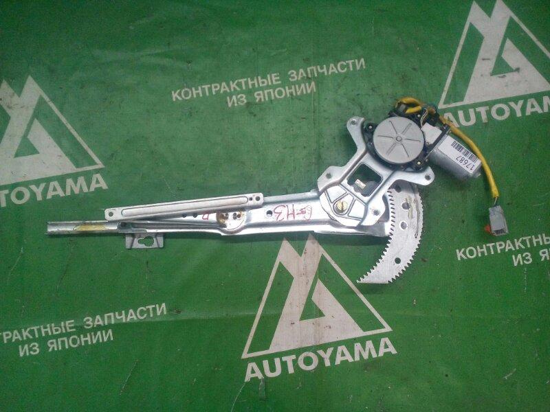 Стеклоподъемник Honda Hr-V GH3 D16A 2000 передний правый (б/у)