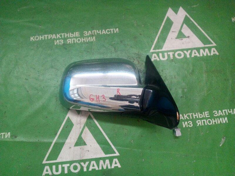 Зеркало Honda Hr-V GH3 D16A 2000 правое (б/у)