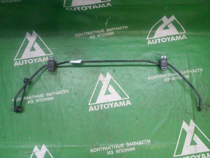 Стабилизатор поперечной устойчивости Honda Hr-V GH3 D16A 2000 задний (б/у)