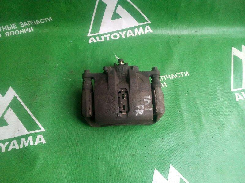 Суппорт Honda Avancier TA1 F23A передний правый (б/у)
