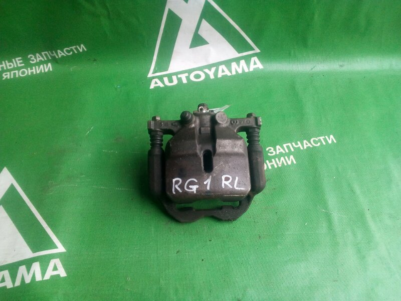 Суппорт Honda Stepwgn RG1 K20A задний левый (б/у)