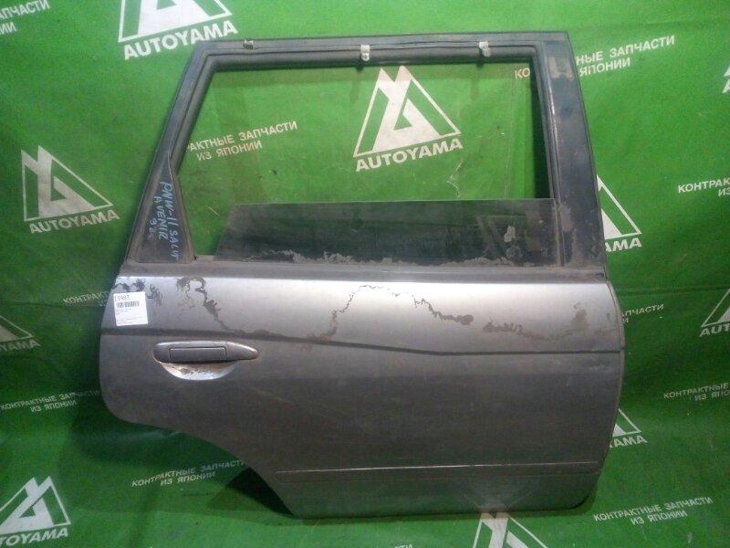Дверь Nissan Avenir W11 задняя правая (б/у)