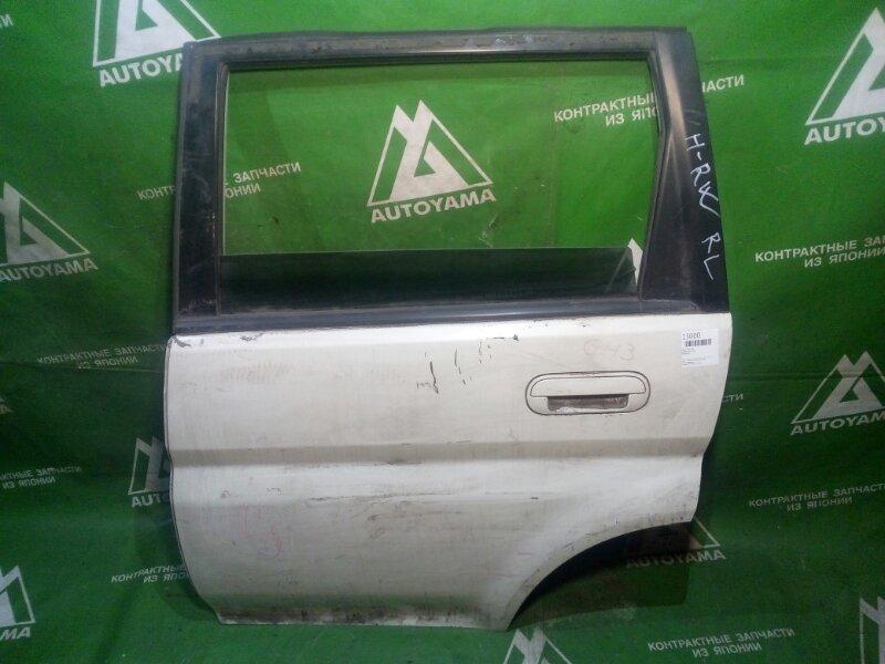 Дверь Honda Hr-V GH1 задняя левая (б/у)