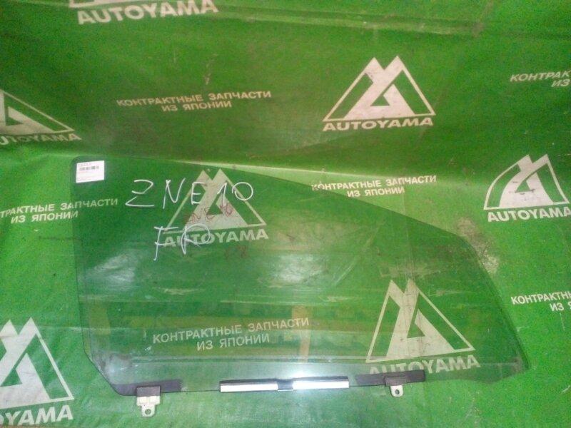Стекло Toyota Wish ZNE10 1ZZFE переднее правое (б/у)