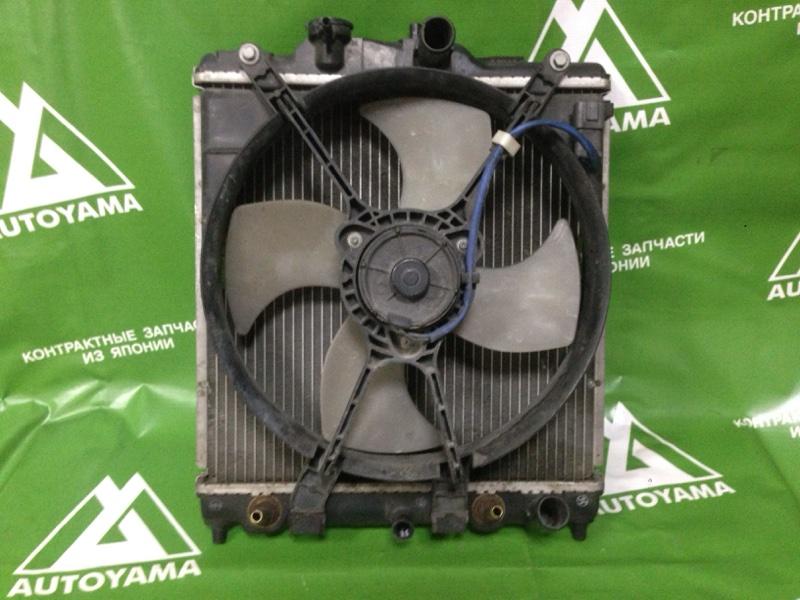 Радиатор двс Honda Domani MB3 (б/у)