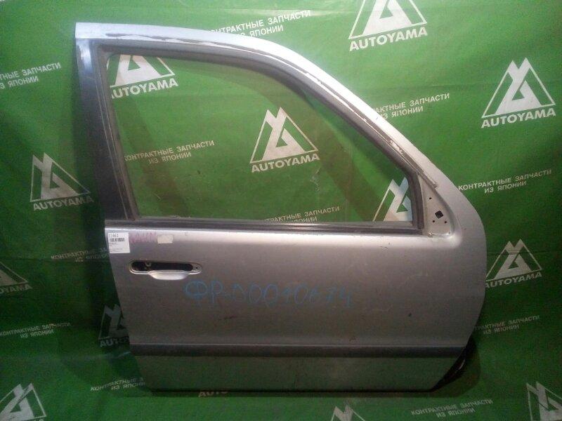 Дверь Toyota Raum EXZ15 передняя правая (б/у)
