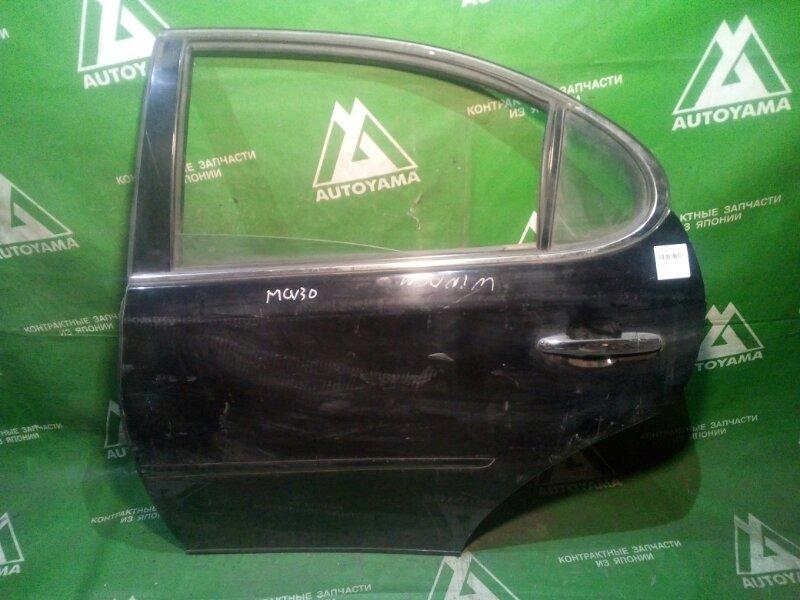 Дверь Toyota Windom MCV30 задняя левая (б/у)