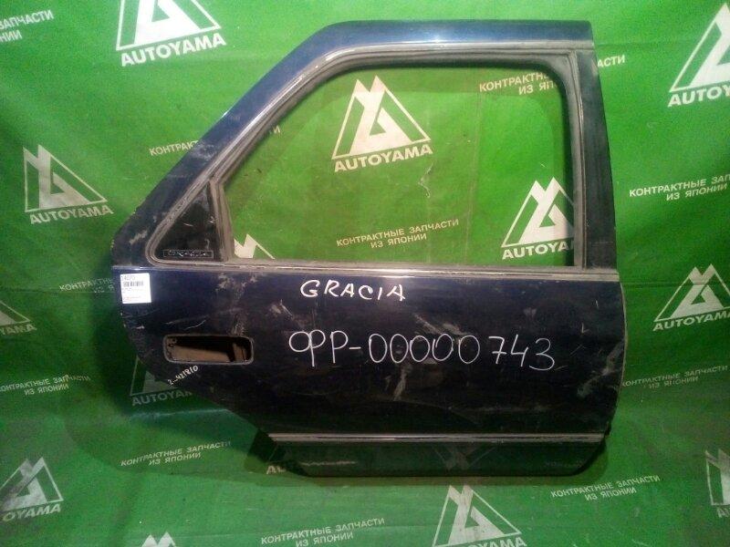 Дверь Toyota Camry Gracia Wagon SXV20 задняя правая (б/у)