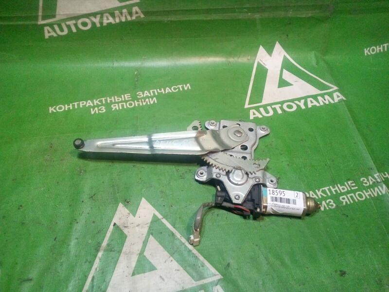 Стеклоподъемник Toyota Sprinter Carib AE115 7AFE 1997 задний правый (б/у)
