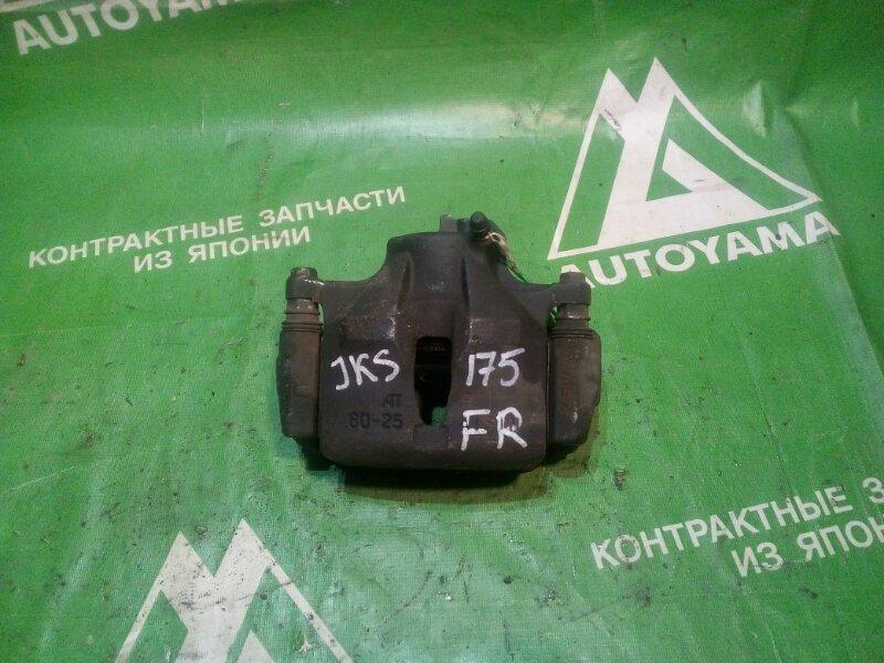 Суппорт Toyota Crown JKS175 передний правый (б/у)