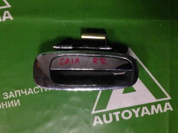 Ручка двери внешняя Toyota Gaia SXM10 задняя правая (б/у)