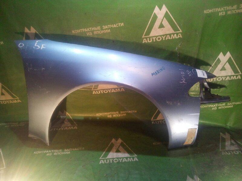Крыло Toyota Sprinter Marino AE101 переднее правое (б/у)
