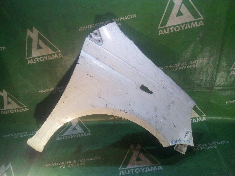 Крыло Toyota Vitz SCP10 переднее правое (б/у)
